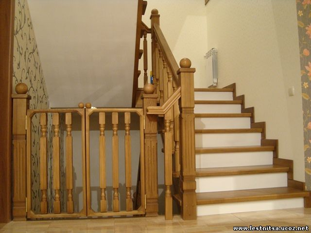 Лестница на бетонном каркасе